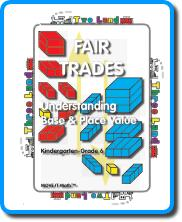 e-Book Fair Trades base and place value activities different bases